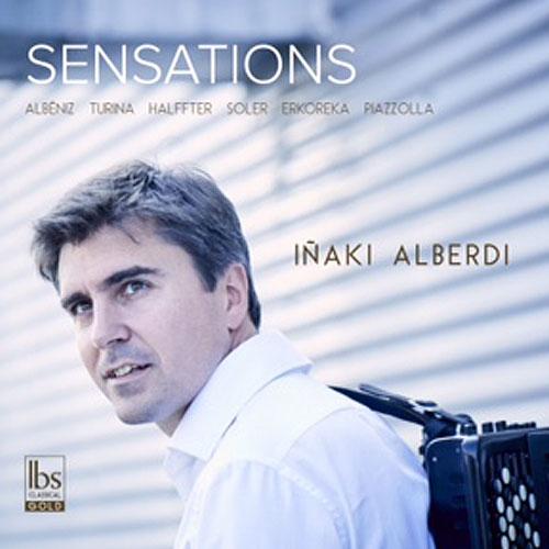 Nuevo disco de Iñaki Alberdi Sensations