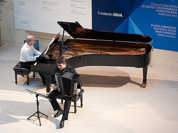 Miguel Ituarte & Iñaki Alberdi