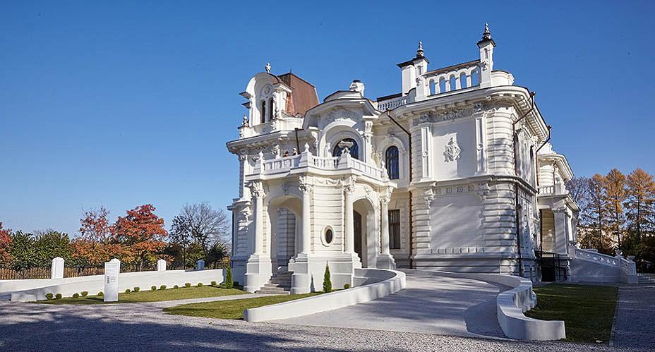 Palacio Aseyev en Tambov
