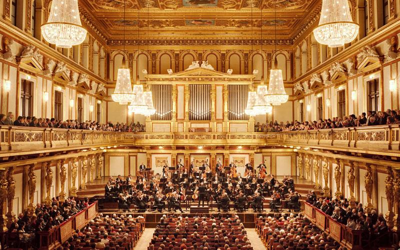 Presentación junto a la Orquesta Nacional de España