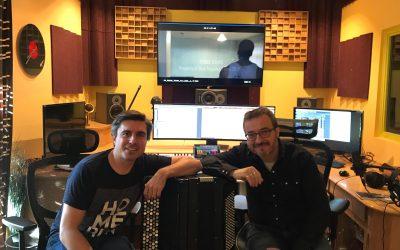 Iñaki Alberdi graba para HBO